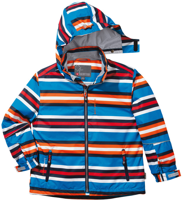 Color Kids Outdoor-Jacke