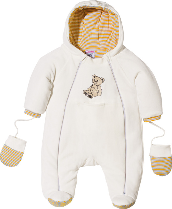 Baby Butt Fleece-Overall