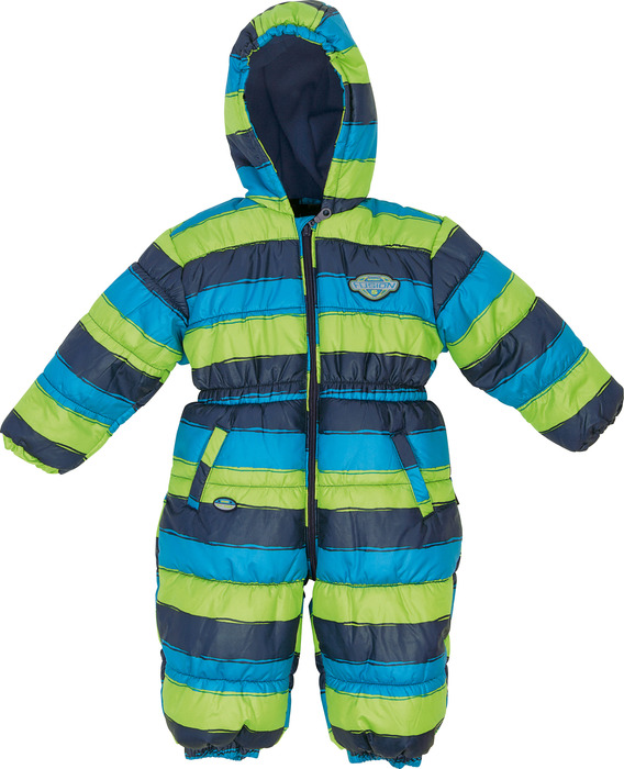 Outburst Baby-Overall