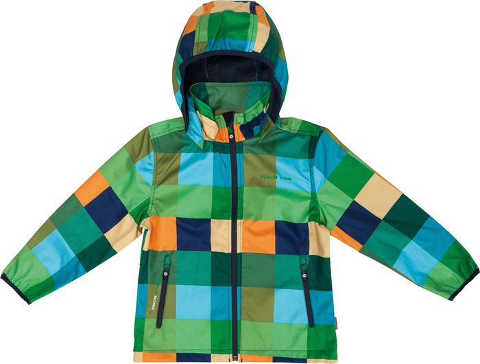 Color Kids Softshell-Jacke