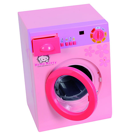 Hello Kitty Waschmaschine