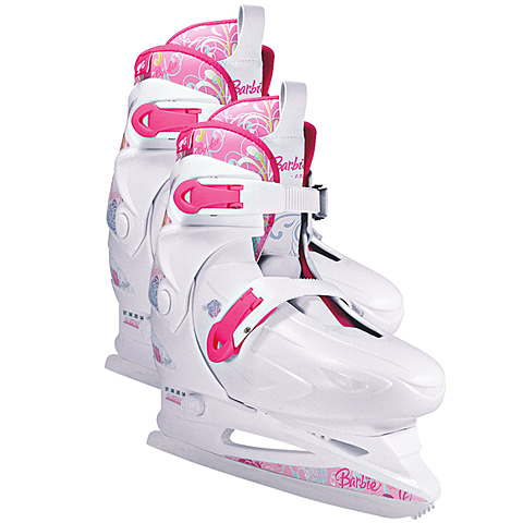 Powerslide Schlittschuhe Angel Barbie